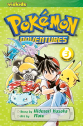 Pokémon Adventures, Vol. 3 (2nd Edition)