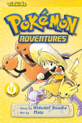 Pokémon Adventures, Vol. 4 (2nd Edition)