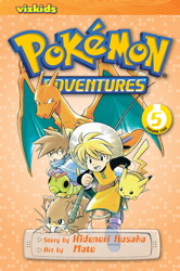 Pokemon Adventures, Vol. 5 (2nd Edition)