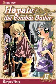 Hayate the Combat Butler, Vol. 17