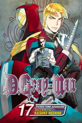 D. Gray-Man, Vol. 17