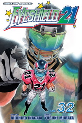 Eyeshield 21, Vol. 32