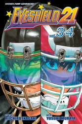 Eyeshield 21, Vol. 34