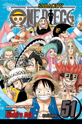 One Piece, Vol. 51