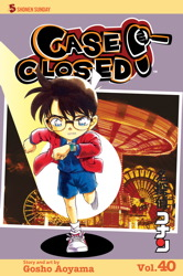 Case Closed, Vol. 40