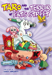 Taro and the Terror of Eats Street