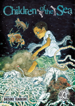 Children of the Sea, Vol. 4