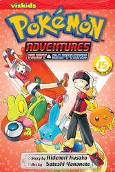 Pokémon Adventures, Vol. 15