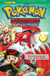 Pokémon Adventures, Vol. 17
