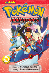 Pokémon Adventures, Vol. 18