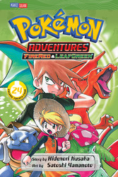 Pokémon Adventures, Vol. 24