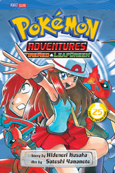 Pokémon Adventures, Vol. 25