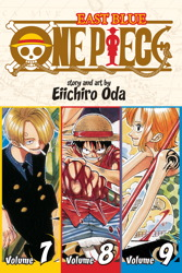 One Piece:  East Blue 7-8-9
