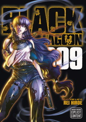 Black Lagoon, Vol. 9