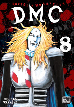 Detroit Metal City, Vol. 8