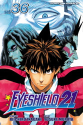 Eyeshield 21, Vol. 36