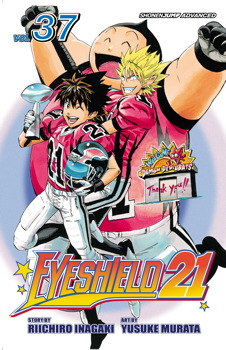 Eyeshield 21, Vol. 37