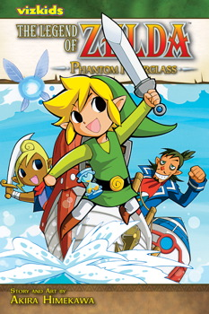 The Legend of Zelda, Vol. 10