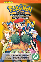 Pokémon Adventures: Diamond and Pearl/Platinum, Vol. 2