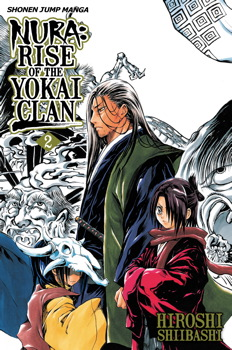 Nura: Rise of the Yokai Clan, Vol. 2