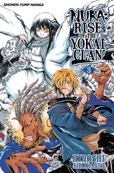 Nura: Rise of the Yokai Clan, Vol. 3