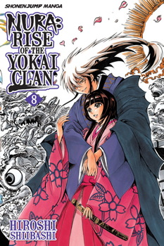 Nura: Rise of the Yokai Clan, Vol. 8