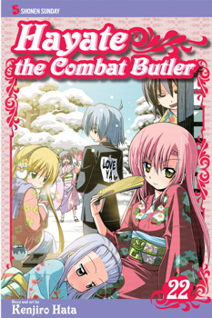 Hayate the Combat Butler, Vol. 22