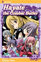 Hayate the Combat Butler, Vol. 23