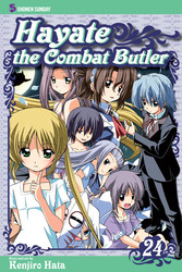 Hayate the Combat Butler, Vol. 24