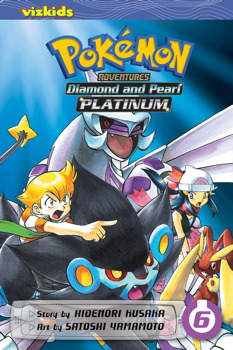 Pokémon Adventures: Diamond and Pearl/Platinum, Vol. 6