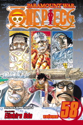One Piece, Vol. 58