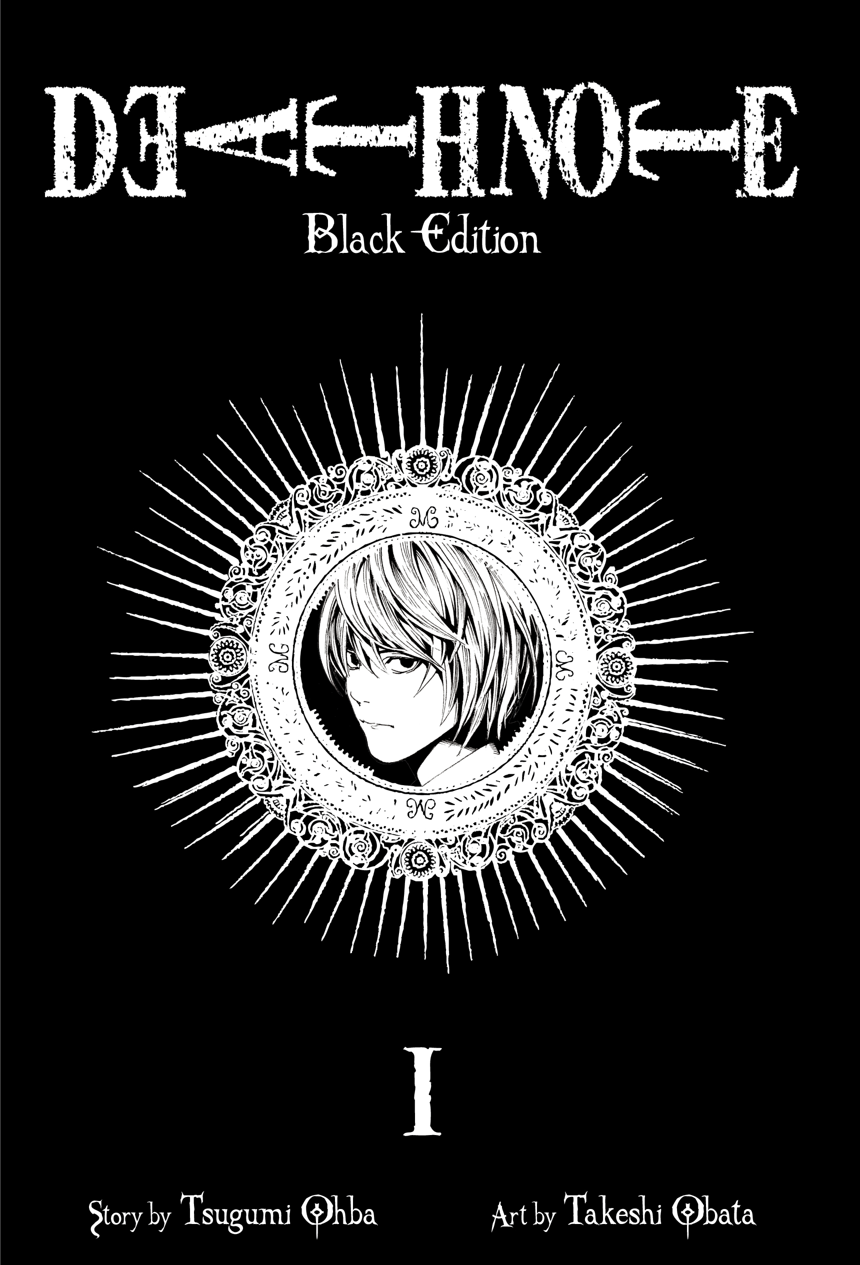 Death Note Black Edition, Vol. 1 | Book by Tsugumi Ohba ...