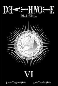 Death Note Black Edition, Vol. 6