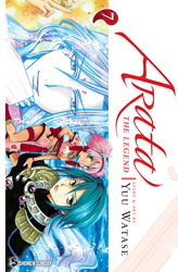 Arata: The Legend, Vol. 7