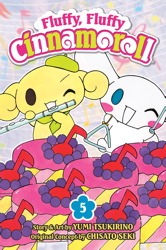 Fluffy, Fluffy Cinnamoroll, Vol. 5
