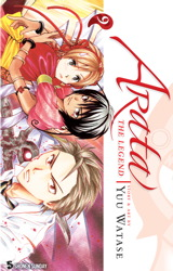 Arata: The Legend, Vol. 9