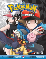 Pokémon Black and White, Vol. 2