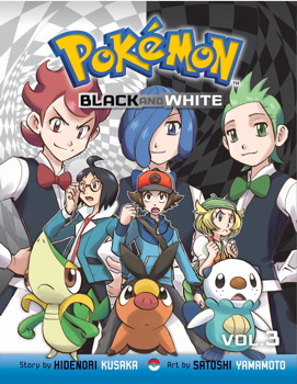 Pokémon Black and White, Vol. 3