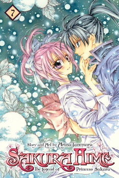 Sakura Hime: The Legend of Princess Sakura , Vol. 7