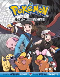 Pokémon Black and White, Vol. 4