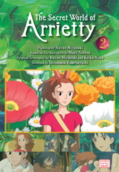 The Secret World of Arrietty (Film Comic), Vol. 2