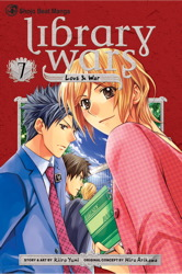 Library Wars: Love & War, Vol. 7