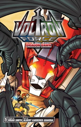 Voltron Force, Vol. 5