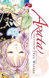 Arata: The Legend, Vol. 11