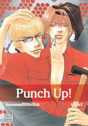Punch Up!, Vol. 1 (Yaoi Manga)