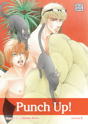 Punch Up!, Vol. 3 (Yaoi Manga)