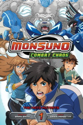 Monsuno Combat Chaos, Vol. 1: The Moto Mutants