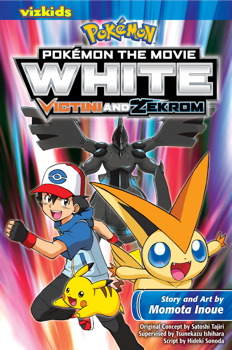 Pokémon the Movie: White