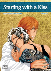 Starting with a Kiss, Vol. 2 (Yaoi Manga)