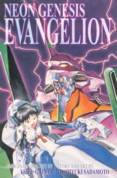 Neon Genesis Evangelion 3-in-1 Edition, Vol. 1